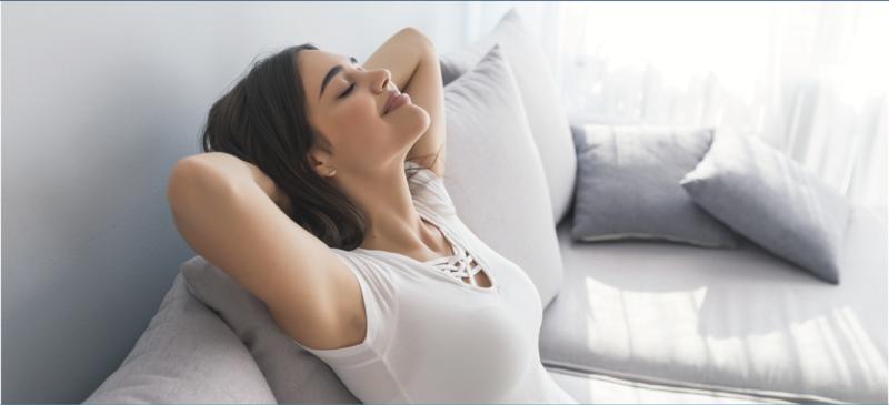 Tecniche antistress per una pelle più bella