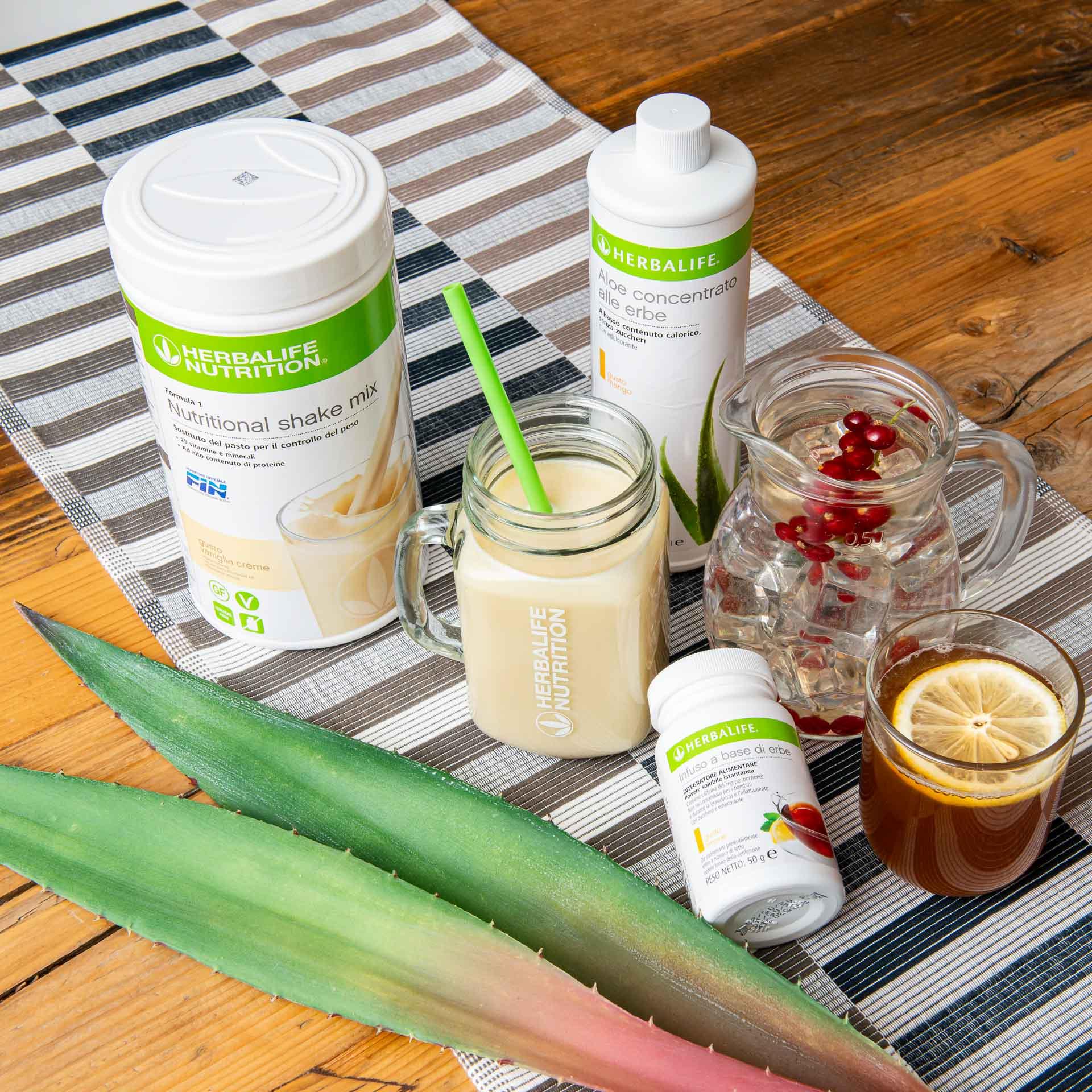 Colazione Equilibrata di Herbalife Nutrition