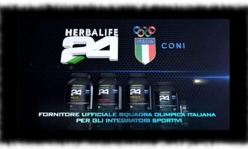 Prodotti H24 di Herbalife Nutrition