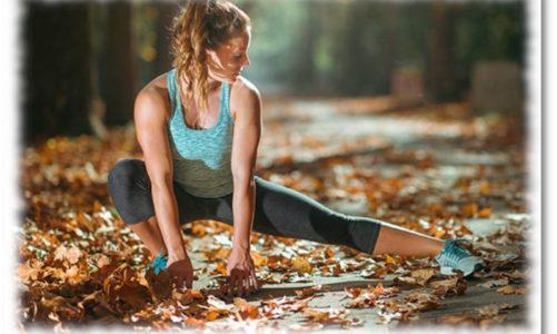 Arriva l'autunno: fai pace con il sudore!