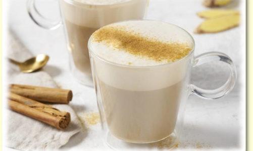 Cappuccino Proteico HPIC Latte Macchiato e Pan di Zenzero