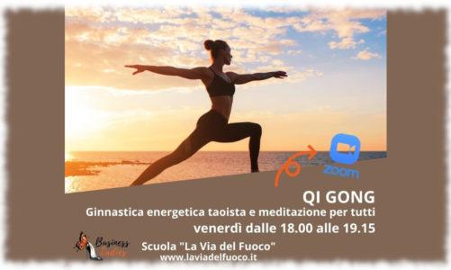 F24.Fit | Percorso Relax Meditazione QiGONG